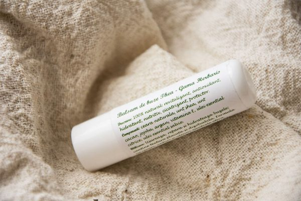 Balsam de buze natural 5ml - Herbaris