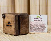 Ballsam dupa ras natural 30ml - Herbaris