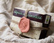 Sapun natural cu ciocolata