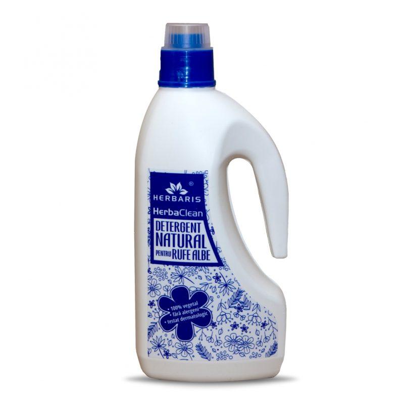 Detergent natural pentru rufe albe cu Vetiver, 1500ml