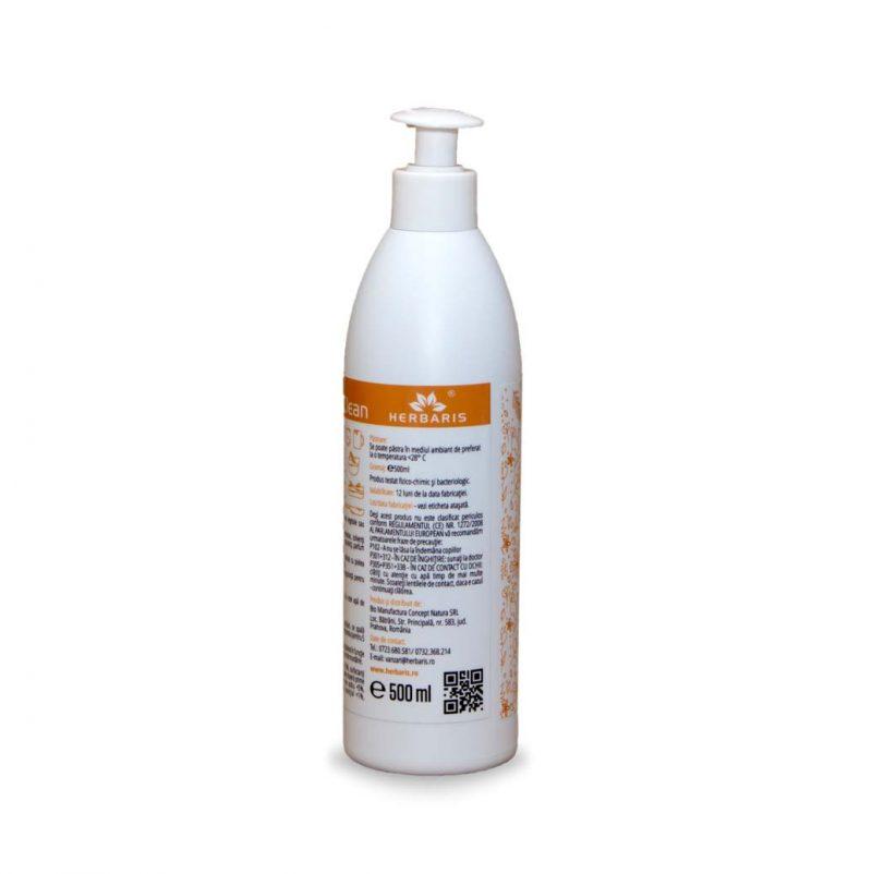 Detergent natural pentru vase cu Pin, 500ml