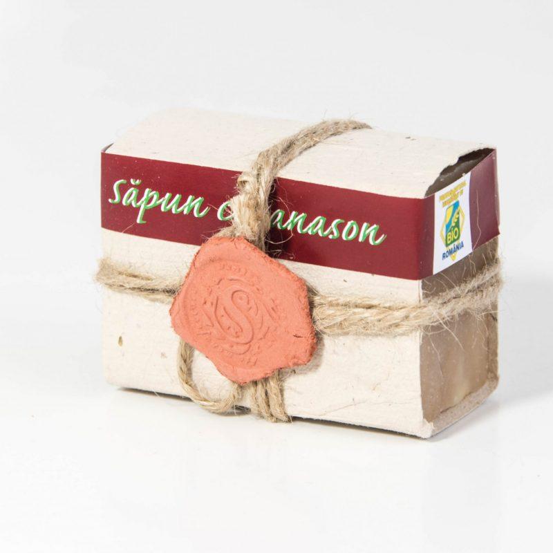 Săpun natural cu anason si tărâţe,130gr