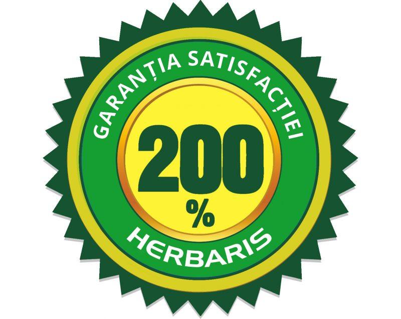 Garantie 200% Herbaris