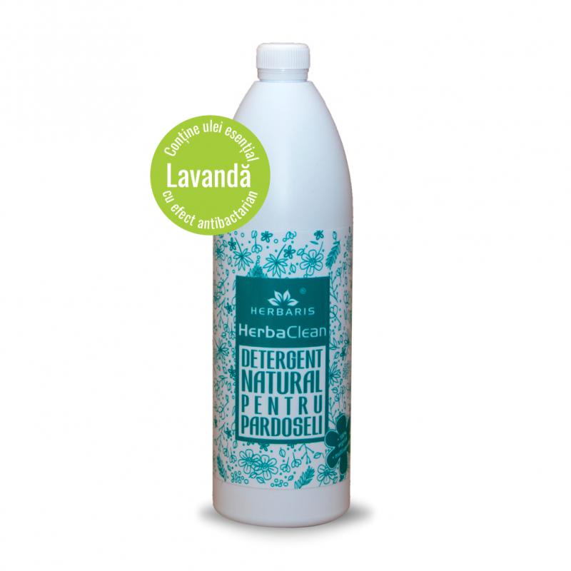 Detergent natural pentru pardoseală cu Lavandă, 1000ml