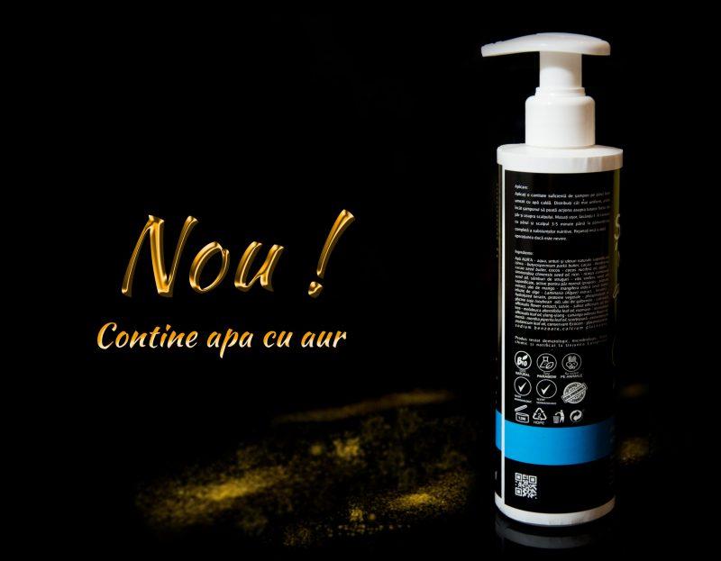 Șampon natural cu propolis pentru păr normal, 250ml